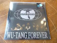WU-TANG CLAN - FOREVER - 4LP 180g Vinyl /// Neu & OVP