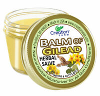 Balm Of Gilead Herbal Salve Jar 4 Oz - Balm Of Gilead - Balm De Gilead Savilla