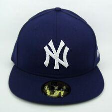 New Era Para hombre Mlb Ny Yankees LIGA básico púrpura 5950 Casquillo  Cabido-tamaño 7 1 4 cbb1077dc74