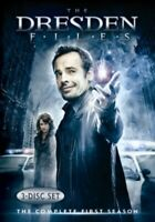 Nuovo The Dresden Files - Completo Mini Serie DVD