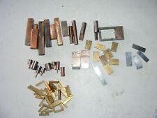 Erowa Electrode Accessories Bar Inserts Brass Copper