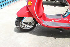 【UOP】FORK  LINK  CHROME COVER  FOR VESPA ET2 ET4