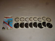 VINTAGE POPEYE TALKING VIEW-MASTER 3D CARTRIDGES LOT SCOOBY DOO MICKEY FOX HOUND