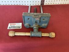 New Listingvintage Craftsman 5204 6 Woodworkers Vise Oval Logo Made In Usa