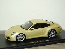 Porsche 911 991 Carrera Coupe - Spark Porsche Museum 1:43 in Box *30303