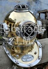 Brass Vintage Diver Helmet Antique Morse Diving Divers Helmet Christmas Day Gift