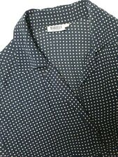 Marella Made In Italy Women's Silk Blend Shirt Size M