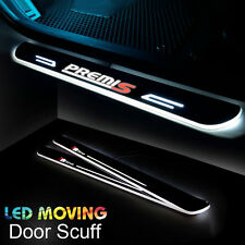 interior car styling door sills surrounds ebay. Black Bedroom Furniture Sets. Home Design Ideas