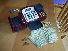 Theo Klein Cash Register playset with money pretend play