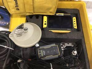 Trimble SPS651 Receiver; Zephyr Model 2 Antenna; Yuma Tablet 2.4 GHz& TDL450L