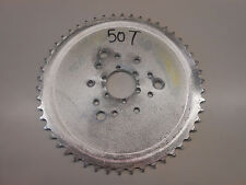 MOTORIZED BICYCLE SPROCKET 50T WORKS WITH MAG WHEELS OR THREE POINT ADAPTERS