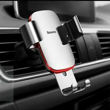 Handyhalterung KFZ AntiShake Multi-Winkel Schwerkraft Auto Lüftung Samsung A51