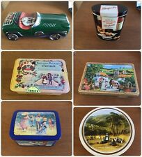 VINTAGE BISCUIT, SWEET, CHOCOLATE TINS CHOOSE AND SELECT