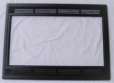 "GE 27"" Black Microwave Oven Trim Kit (JX1527MBW)"