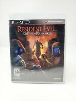 Resident Evil Operation Raccoon City Sony PlayStation 3, 2012 PS3 Factory Sealed