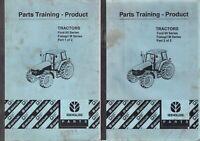 NEW HOLLAND Ford 60 Fiatagri M ~ 1997 PARTS MANUAL ~ Catalogue Book Brochure
