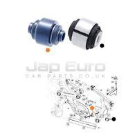 For BMW 3 SERIES E90 E91 E92 E93 LCi REAR AXLE LOWER HUB CONTROL ARM BUSHES x2