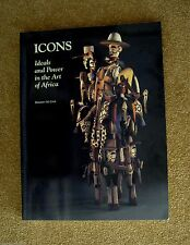 ICONS IDEALS AND POWER IN THE ART OF AFRICA HERBERT M COLE BOOK