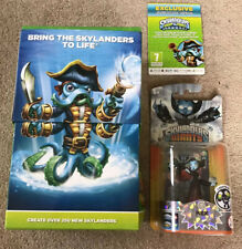Skylanders Swap Force RARE Giftbox Lightcore HEX Exclusive Bonus Card