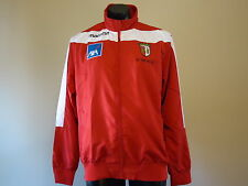 SPORTING CLUBE DE BRAGA AUTHENTIC TRAVEL JACKET ADULTS 2013/2014 XL NEW