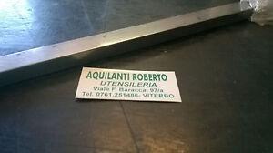 Barretta rettificata per esecuz chiavette rettangolari 18mmx11mm  € x 1pz/10cm