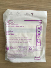 Ansell 5785003 Encore Latex Textured Powder Free Gloves Size 7 5/Pack