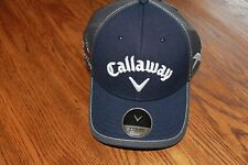 Callaway Tour Authentic Odyssey, Big Bertha, XR. Blue/Charcoal with white logos