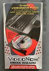 New Rare VideoNow Media Wizard  Create your own VideoNow PVDs New Unused Media