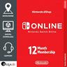 Nintendo Switch Online 12 Month