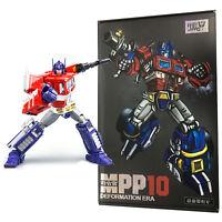 MPP10 WEIJIANG Transformers Optimus Prime Cadeau Unisexe