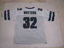 MEN'S REEBOK NFL #32 RICKY WATTERS REVERSIBLE EAGLES JERSEY, GREEN/WHITE, 52