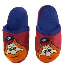 NHL Montreal Canadiens Child's Mascot Slippers - X-Large (13-1)
