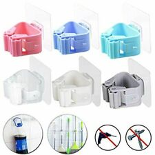 Suction Cup Mop Storage Rack Wall-mounted Punch-free Multi-function Suction Cup