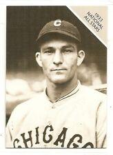 1988 Conlon 1933 National All Stars - Riggs Stephenson - Chicago Cubs