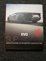 New Evo Supercars Book ,