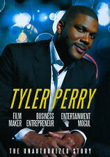 Tyler Perry: Film-maker, Business Entrepreneur, Entertainment... DVD NEW