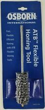 "ATB Flexible Hone Honing Tool 26.9mm (1.06"") x 120 grit S/C Osborn"