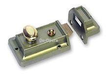 STERLING NLS101 60mm TRADITIONAL STANDARD NIGHTLATCH CHAMPAGNE