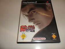 PlayStation 2 PS 2 Tekken: Tag Tournament