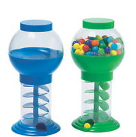 G 24 Packalaxy Gumball Machine Assorted Colors New Bulk party favor