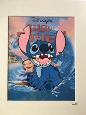 Disney - Lilo and Stitch - Stitch - Hand Drawn & Hand Painted Cel