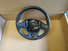09-14  renault megane mk3 steering wheel  in good condition