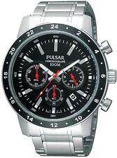 Pulsar Design Uhren mit Edelstahlarmbänder