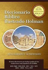DICCIONARIO BIBLICO ILUSTRADO HOLMAN / HOLMAN ILLU - B&H ESPANOL (HARDCOVER) NEW