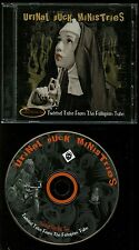 Urinal Puck Ministries Twisted Tales From The Fallopian Tube CD hardcore punk