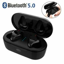 Wireless TWS Bluetooth Stereo Earphone Headset Earbuds for Android iOS CellPhone
