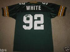 Reggie White #92 Green Bay Packers NFL Champion Jersey 44 LG mens