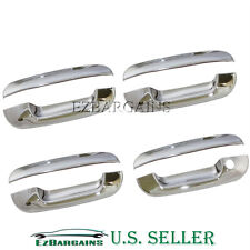 Chrome Door Handle Cover for Cadillac DeVille  2000-2005 CTS 03-07 DTS 06-10