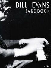 Bill Evans Fake Book Sheet Music NEW 000378800