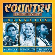 Various Artists: Country Heat Classic Import - 2006 Music CD - New - Sealed